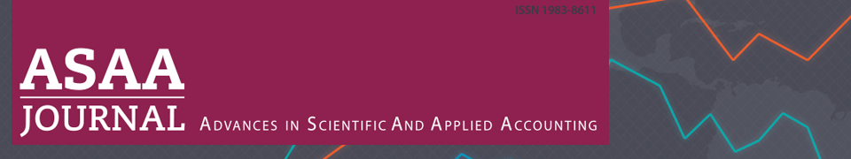 Advances in Scientific and Applied Accounting